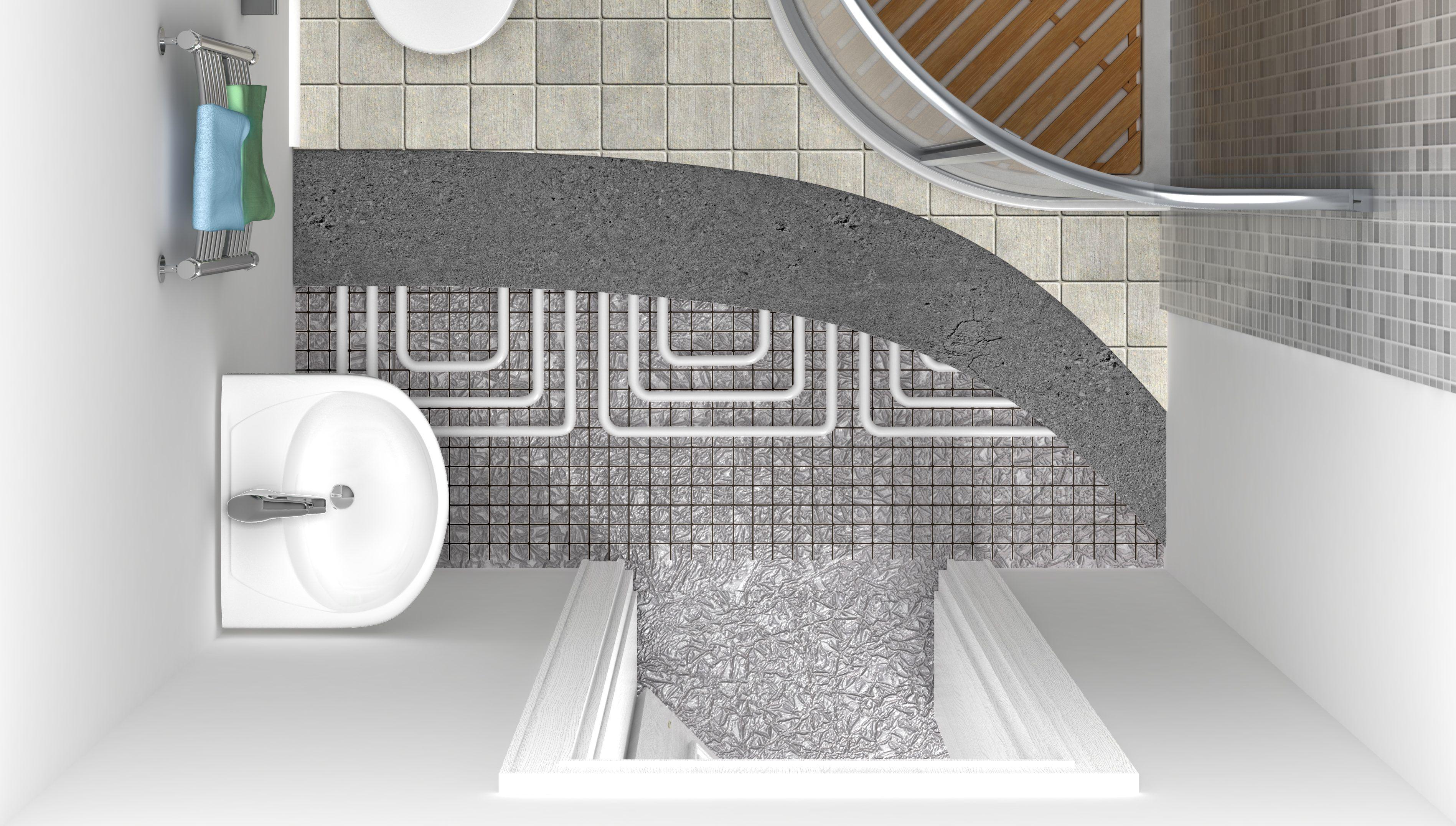 Vloerverwarming Badkamer Elektrisch : Badkamer verwarmen wat is de beste badkamer verwarming?