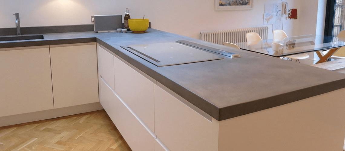 Favoriete Betonnen keukenblad: alle voor- en nadelen | Huisa.nl RB87
