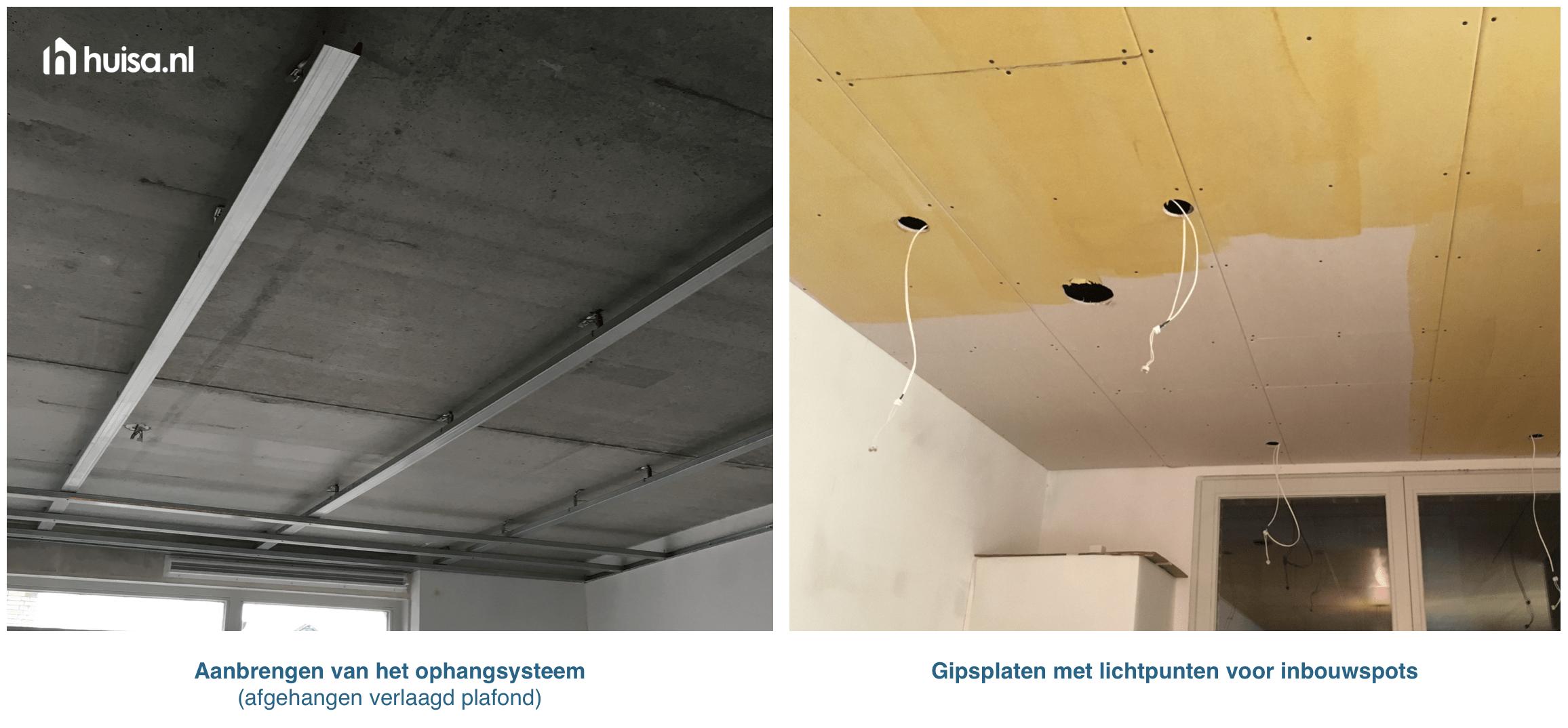 verlaagd plafond hier moet je op letten huisanl
