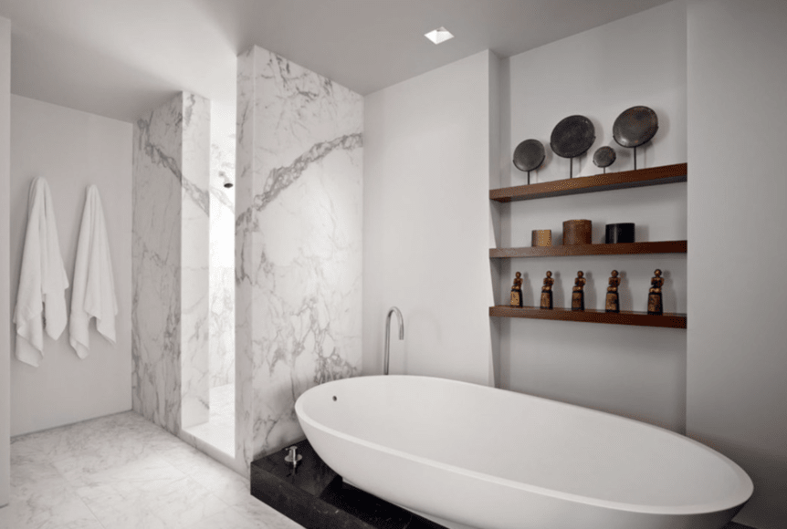 Inspirerende badkamers om bij weg te dromen | Huisa.nl