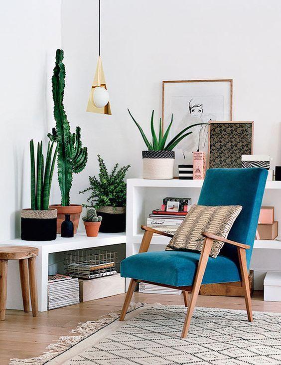 vintage interieur stoel