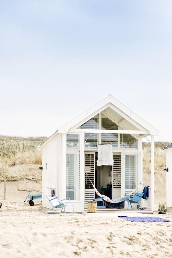 bijzonder wonen aan het strand