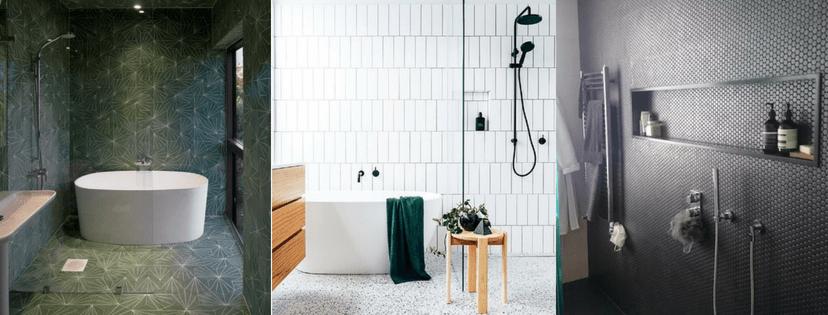Spiksplinternieuw 3x Inspiratie voor unieke badkamertegels   Badkamertegel tips GB-48