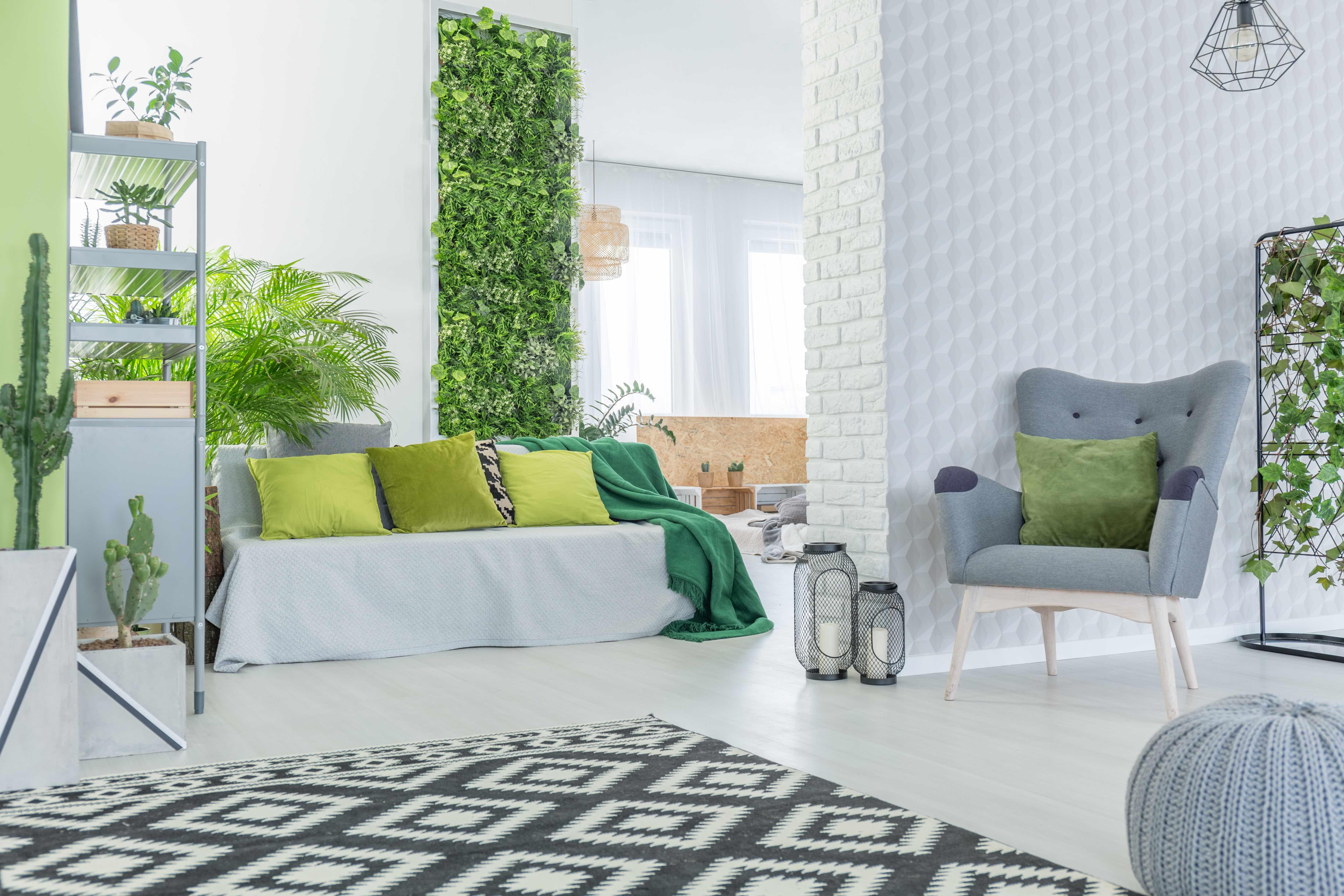 Verticale Tuin Maken : Verticale tuin zo maak je een verticale tuin binnen of buiten
