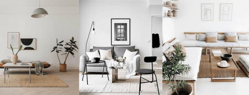 tips voor een minimalitisch interieur