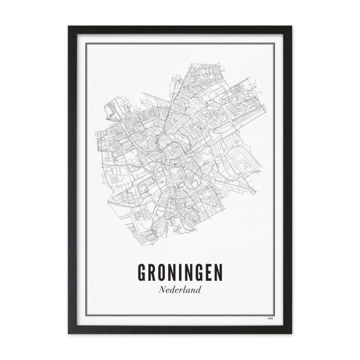 Wijck poster Groningen