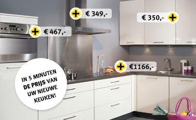 Wat kost een keuken wij geven het antwoord huisa