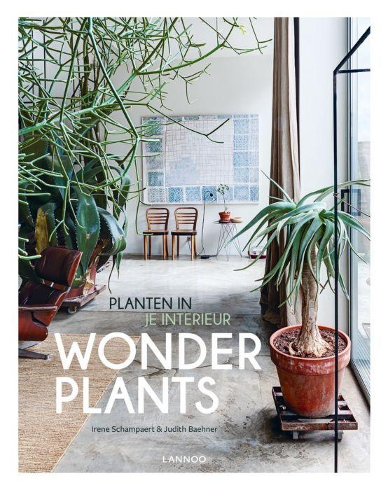 boek wonder plants